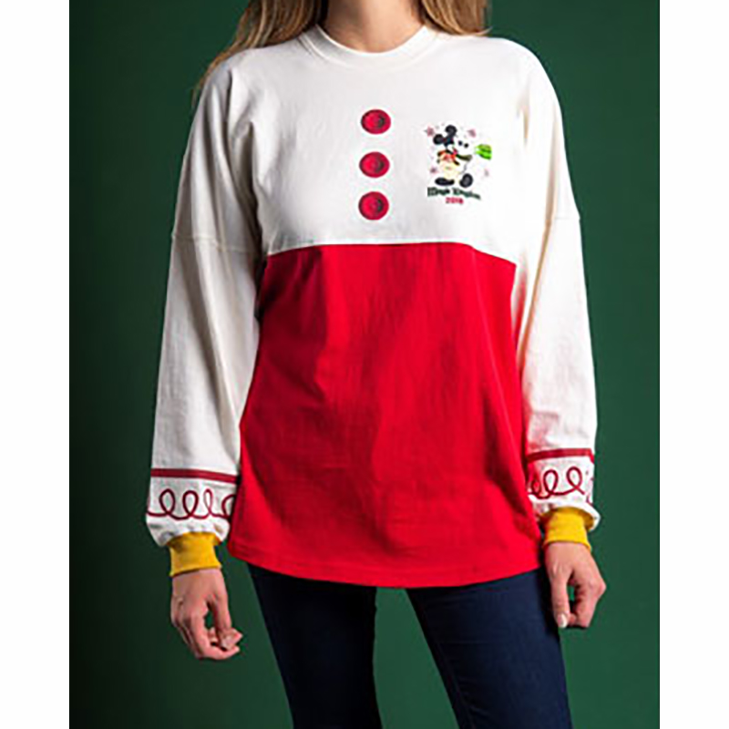 Disney Adult Shirt - Spirit Jersey - Mickey's Very Merry Christmas Party 2019