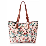 Disney Dooney & Bourke - Mickey & Minnie Mouse Floral - Tote