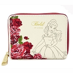 Disney Loungefly Bag - Bold Belle - Zip Around Wallet
