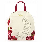 Disney Loungefly Bag - Bold Belle - Faux Leather Backpack