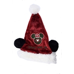 Disney Cruise Line Santa Hat - Mickey Mouse Ears