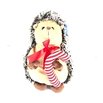 SeaWorld Plush - Holiday Hedgehog - 15''