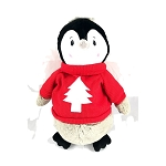 SeaWorld Plush - Holiday Penguin - Boy