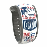 Disney MagicBand 2 Bracelet - American Legend Mickey Mouse