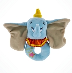Disney Baby Rattle - Plush Dumbo