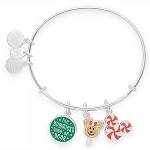 Disney Alex & Ani Bracelet - Holiday Treat Bangle