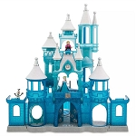 Disney Figurine Set - Frozen Holiday Wish Castle Play Set