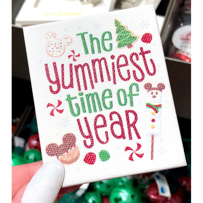 Disney Magnet - The Yummiest Time of Year
