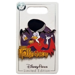 Disney Halloween Pin - 2019 - Darkwing Duck - Morgana Macawber