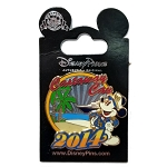 Disney Cruise Line Pin - Mickey Mouse Castaway Cay 2014
