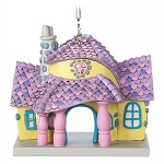 Disney Ornament - Minnie Mouse House - Toon Town Disneyland