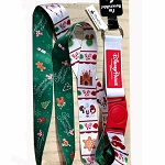 Disney Reversible Lanyard - Disney Parks Holiday Food - Season's Sweetings