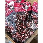 Disney Marshmallows w/ Peppermint & Chocolaty Coating - Mickey Mouse Icon Holiday 2019