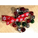 Disney Stretch Bracelet - Holiday Jingle Bells