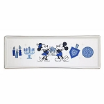 Disney Chanukah Tray - Mickey & Minnie Mouse