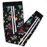 Disney Girls Jogger Pants - Mickey Mouse and Friends Holiday