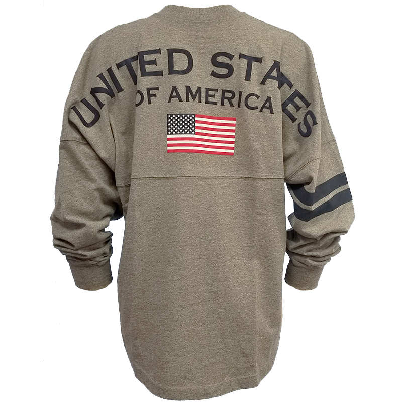 Disney Mickey Mouse Americana Spirit Jersey for Adults Walt World