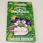 Disney Pin - Mickey's Very Merry Christmas Party - Limited Edition Snowmen