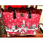 Disney Dooney & Bourke Tote Bag - Disney Parks Holiday