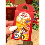 Disney Mystery Pin Box - Mickey's Very Merry Christmas Party - Character Sugar Cookies