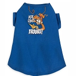 Disney Shirt for Dogs - Abu - Here Comes Trouble