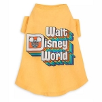 Disney Shirt for Dogs - Walt Disney World Logo