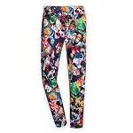 Disney Women's Leggings - Villains