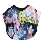 Disney Women's Shirt - Cinderella Fashion Dolman