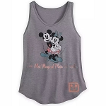 Disney Women's Shirt - Mickey & Minnie Mouse - Walt Disney World - Tank