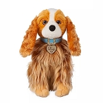 Disney Plush - Lady - Lady & The Tramp - Live Action