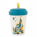 Disney Ornament - Magic Kingdom Starbucks Take Away Cup Mug