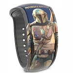 Disney MagicBand 2 Bracelet - Star Wars The Mandalorian - Limited Edition
