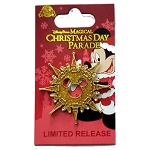 Disney Christmas Day Pin - 2019 Christmas Day Parade - Snowflake