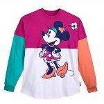 Disney Adult Shirt - Spirit Jersey - Minnie Mouse