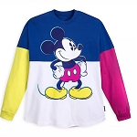 Disney Adult Shirt - Spirit Jersey - Mickey Mouse
