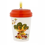 Disney Ornament - Animal Kingdom Starbucks Take Away Cup Mug