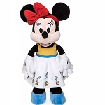 Disney Plush - Dress Shop Minnie Mouse - Pixar - 17''