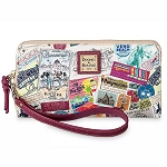 Disney Dooney and Bourke Bag - Disney Vacation Club - Wallet