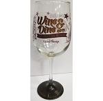 Disney Wine Glass - 2019 runDisney Wine and Dine Half Marathon