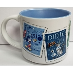 Disney Coffee Cup Mug - runDisney Wine and Dine Half Marathon Weekend