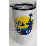 Disney Thermal Tumbler - Moonlight Magic Typhoon Lagoon Donald Duck