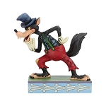 Disney Traditions by Jim Shore Figure - Big Bad Wolf