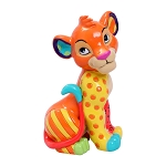 Disney by Britto Mini Figure - The Lion King Simba
