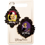Disney Queens Pin Set - Evil Queen & Cruella DeVil