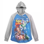 Disney Women's Hoodie - Toy Story VHS Case
