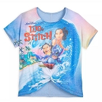 Disney Women's Shirt - Lilo & Stitch VHS Case