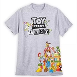 Disney Men's Shirt - Toy Story Land