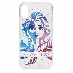 Disney iPhone XS Case - Elsa - Fearless - Frozen 2
