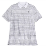 Disney Men's Shirt - Mickey Mouse Performance Polo by Nike - Graph Pattern