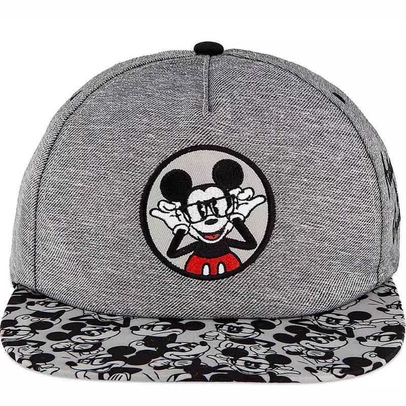 Disney Baseball Cap Mickey Mouse In Glasses
